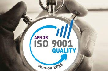 AFNOR ISO 9001 quality